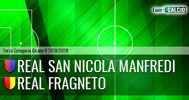 Real San Nicola Manfredi - Real Fragneto