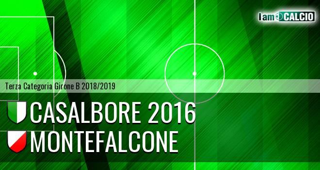 Casalbore 2016 - Montefalcone