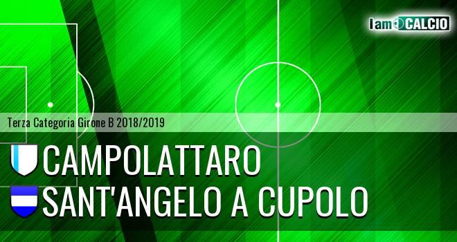 Campolattaro - Sant'Angelo a Cupolo