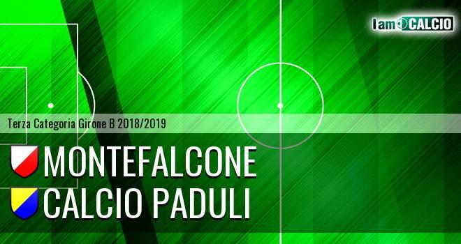 Montefalcone - Calcio Paduli
