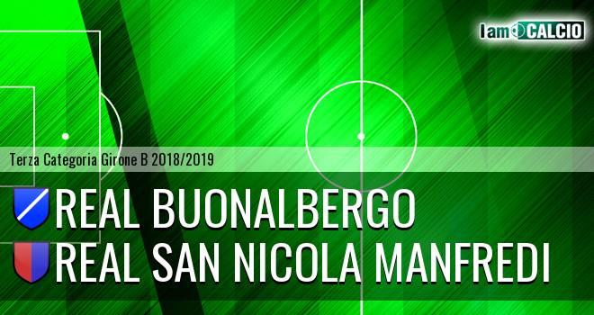 Real Buonalbergo - Real San Nicola Manfredi