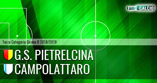 G.S. Pietrelcina - Campolattaro