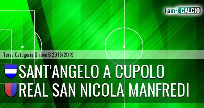 Sant'Angelo a Cupolo - Real San Nicola Manfredi