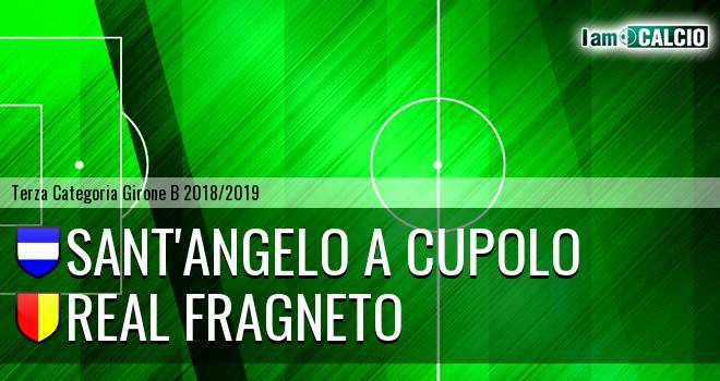 Sant'Angelo a Cupolo - Real Fragneto