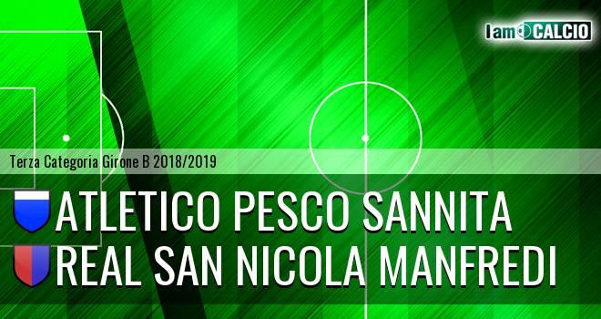 Atletico Sannita - Real San Nicola Manfredi