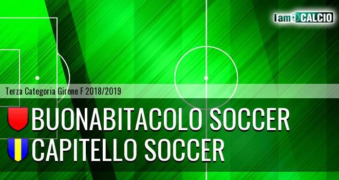 Buonabitacolo Soccer - Capitello Soccer