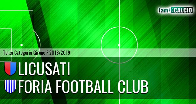 Licusati - Foria Football Club
