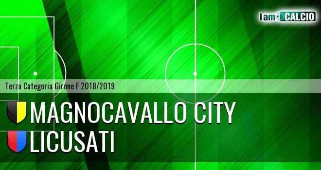 Magnocavallo city - Licusati