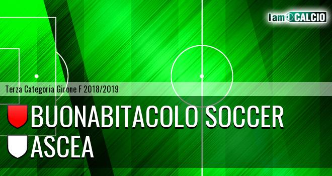Buonabitacolo Soccer - Ascea