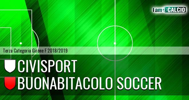 Civisport - Buonabitacolo Soccer