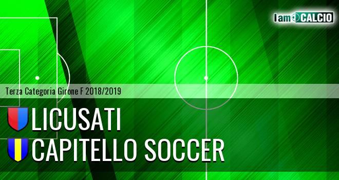 Licusati - Capitello Soccer
