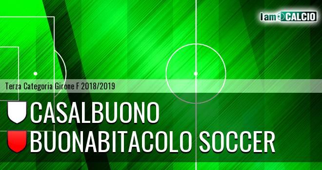 Casalbuono - Buonabitacolo Soccer