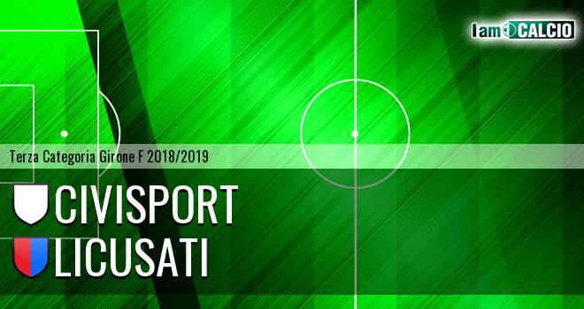 Civisport - Licusati