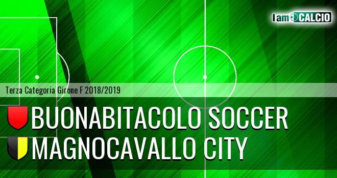 Buonabitacolo Soccer - Città di Camerota