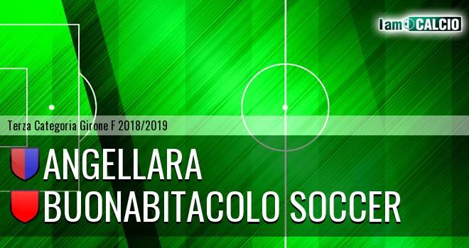 Angellara - Buonabitacolo Soccer