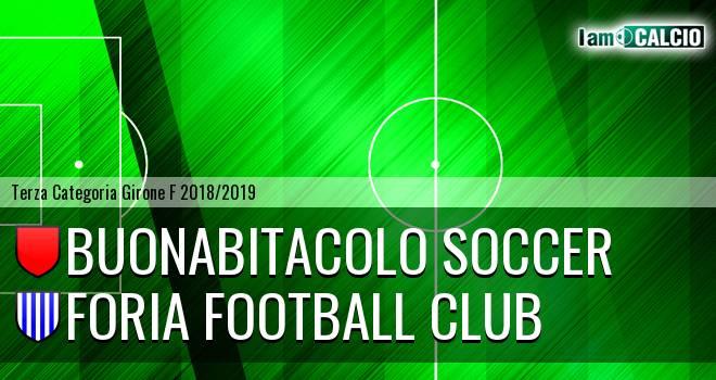 Buonabitacolo Soccer - Foria Football Club