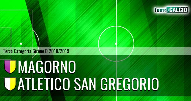 Magorno - Atletico San Gregorio