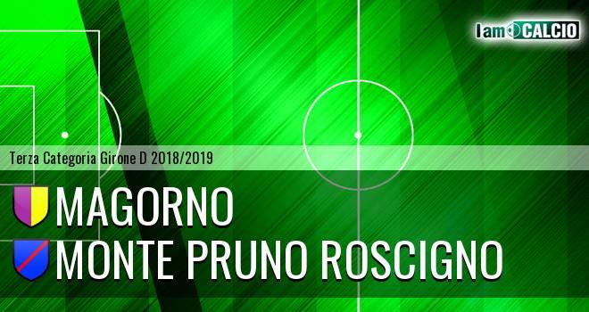 Magorno - Monte Pruno Roscigno