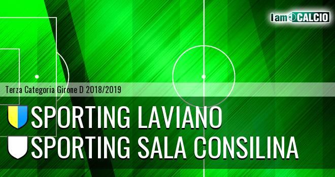 Sporting Laviano - Sporting Sala Consilina