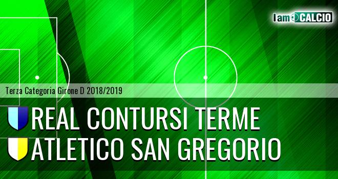 Real Contursi Terme - Atletico San Gregorio