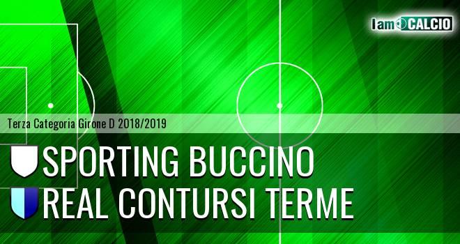 Sporting Buccino - Real Contursi Terme