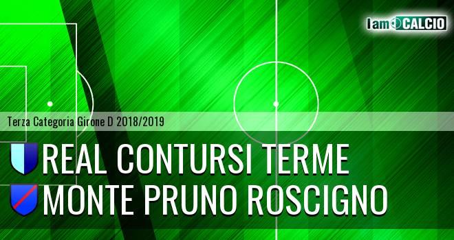 Real Contursi Terme - Monte Pruno Roscigno
