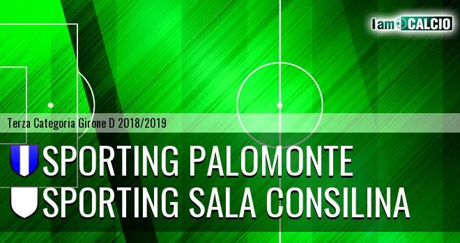 Sporting Palomonte - Sporting Sala Consilina