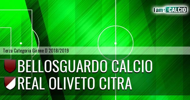 Bellosguardo Calcio - Oliveto Citra