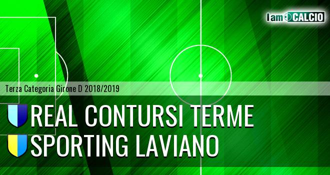 Real Contursi Terme - Sporting Laviano