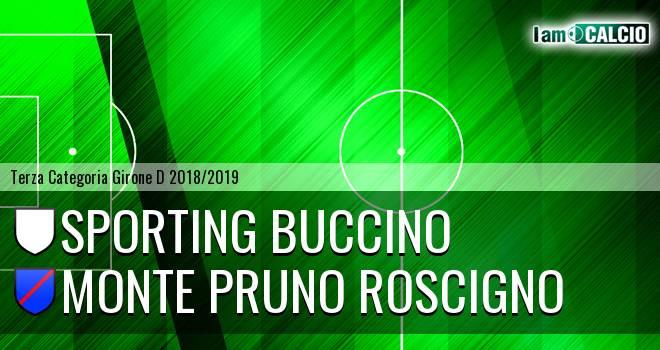 Sporting Buccino - Monte Pruno Roscigno