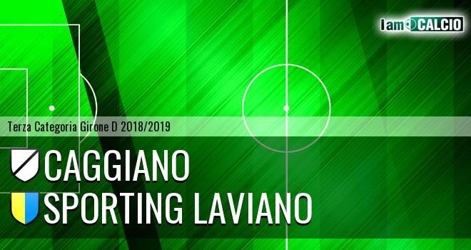 Caggiano - Sporting Laviano
