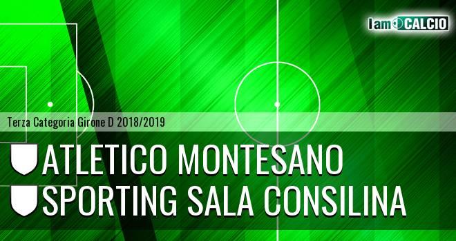 Atletico Montesano - Sporting Sala Consilina