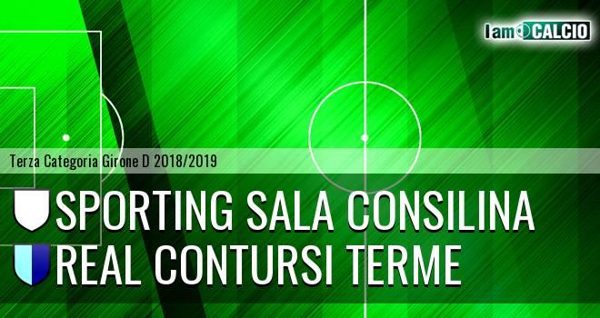 Sporting Sala Consilina - Real Contursi Terme