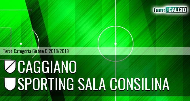 Caggiano - Sporting Sala Consilina