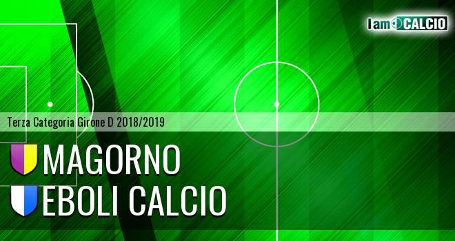 Magorno - Eboli Calcio