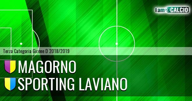Magorno - Sporting Laviano