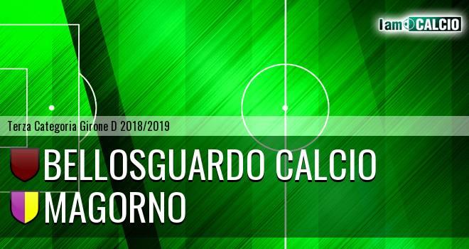 Bellosguardo Calcio - Magorno