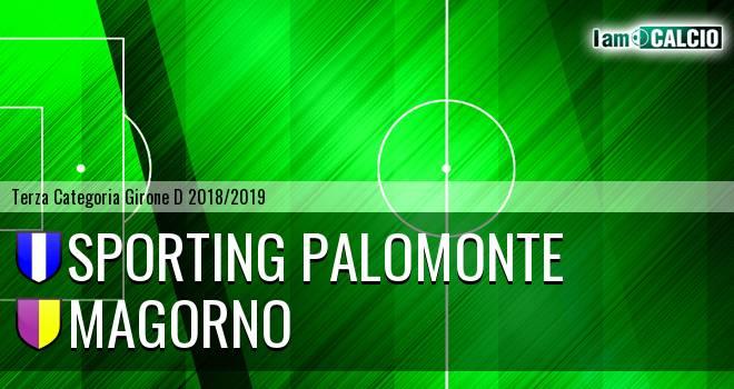 Sporting Palomonte - Magorno