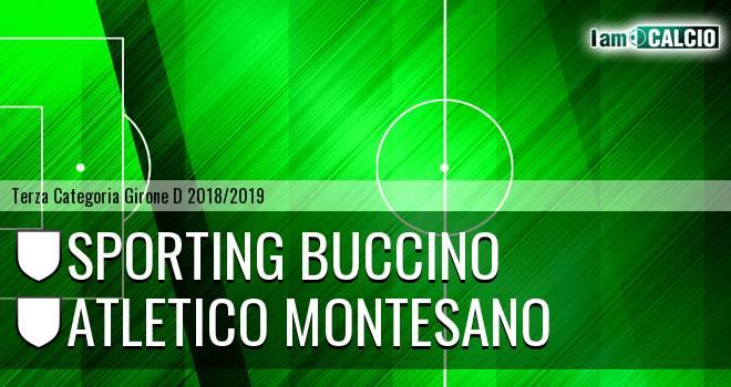Sporting Buccino - Atletico Montesano