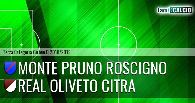 Monte Pruno Roscigno - Oliveto Citra