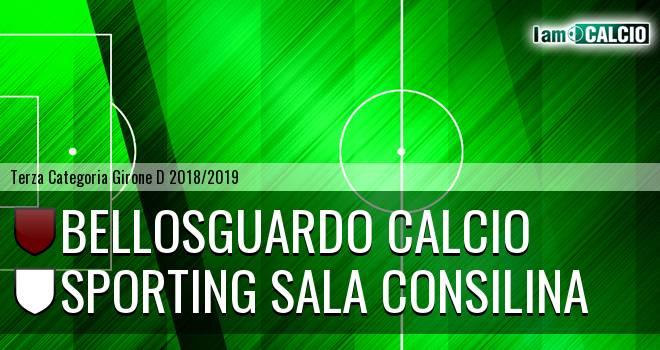 Bellosguardo Calcio - Sporting Sala Consilina