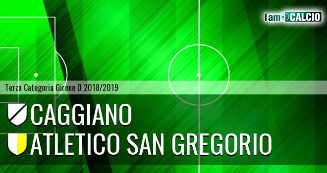Caggiano - Atletico San Gregorio