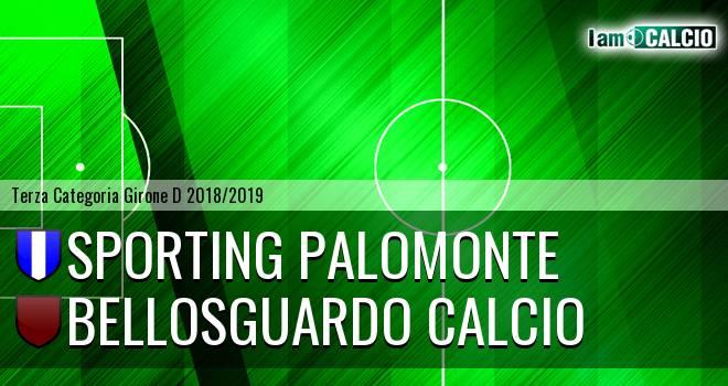 Sporting Palomonte - Bellosguardo Calcio
