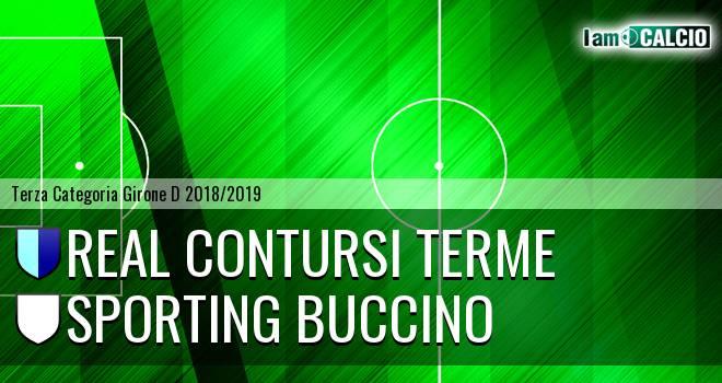 Real Contursi Terme - Sporting Buccino