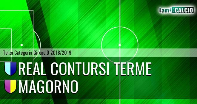 Real Contursi Terme - Magorno