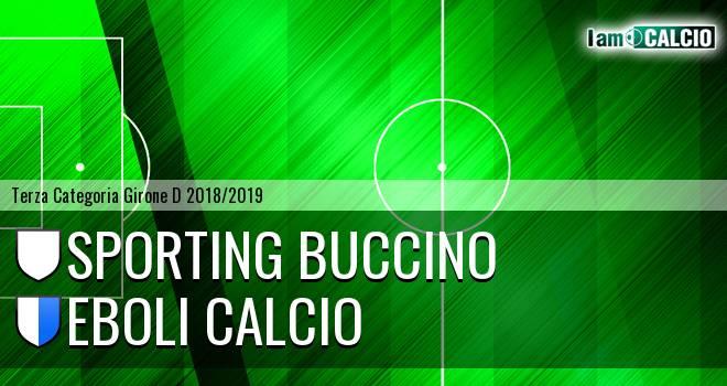Sporting Buccino - Atletico Eboli