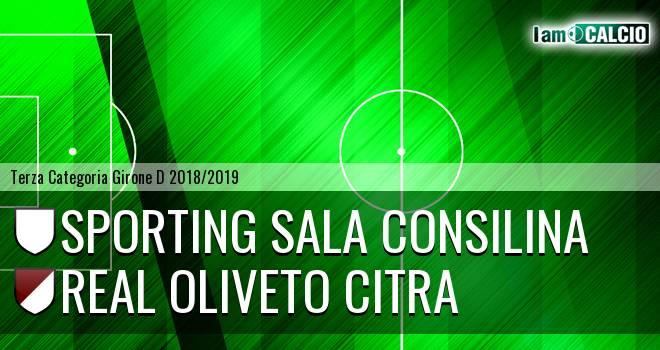Sporting Sala Consilina - Real Oliveto Citra