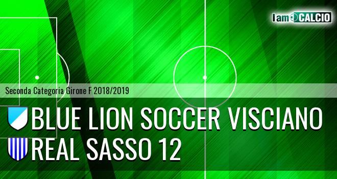 Blue Lion Soccer Visciano - Real Sasso 12