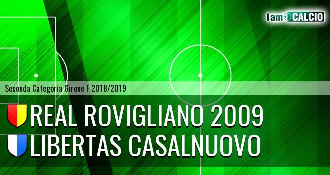 Real Rovigliano 2009 - Libertas Casalnuovo