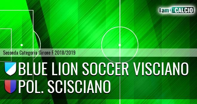 Blue Lion Soccer Visciano - Pol. Scisciano